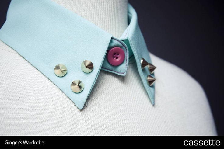 A great collar from ginger's wardrobe: Gingers Wardrobes