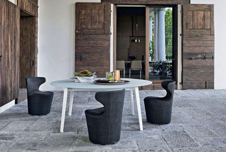Meeting with Palladio by B&B Italia Home