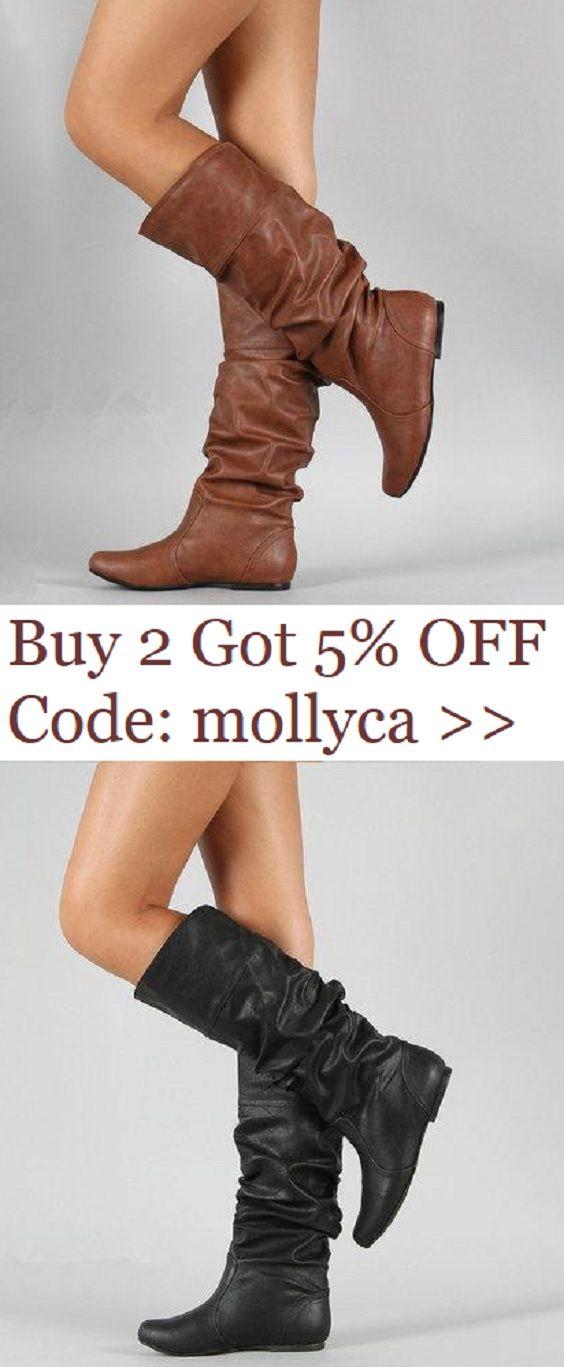 7f70f36c1b2d Buy 2 Got 5% OFF Code  mollyca Women PU Booties Casual Comfort Plus Size  Shoes