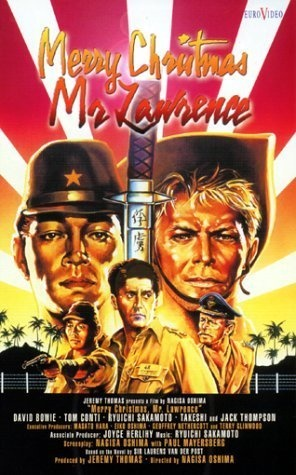 David Bowie AND Ryuichi Sakamoto in MERRY CHRISTMAS MR LAWRENCE (1983)