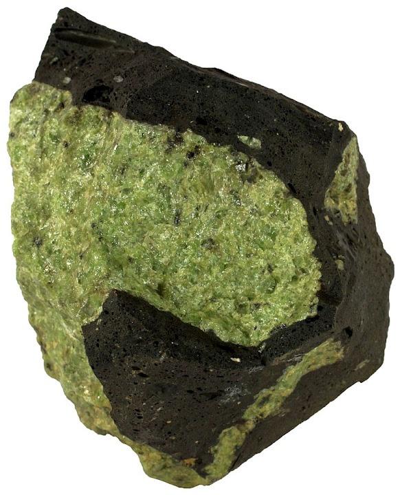Igneous Diamond: PERIDOT/FORSTERITE/OLIVINE Images On