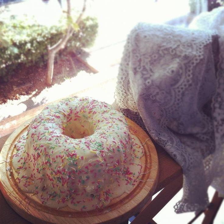 shou shou awesome cake