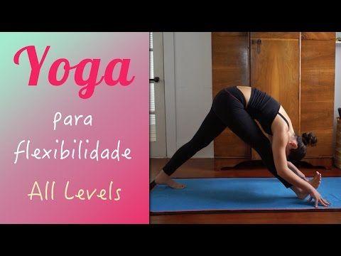 Yoga para flexibilidade - Yoga no Canal da Pri - YouTube