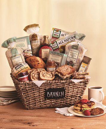 Wolferman's Breakfast Gift Basket | macys.com