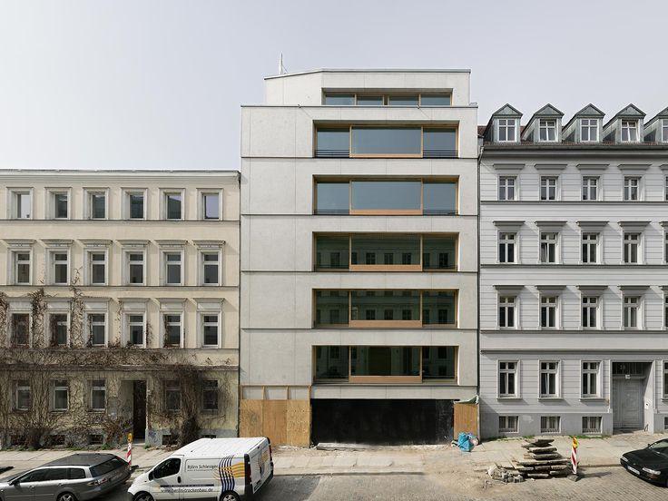 best architects architektur award // zanderroth architekten / zanderroth architekten / ch39 / Wohnungsbau/Mehrfamilienhäuser