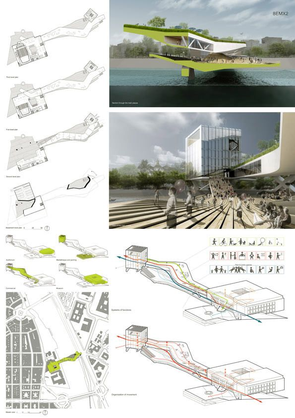 Spanish architectural magazine future arquitecturas recently announced the winners of its SC2012 Links: Bridging ...