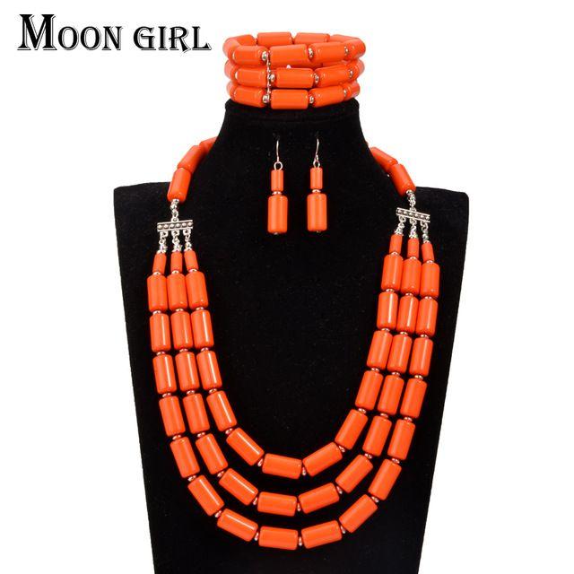 India de compras en línea 6 color de Nigeria boda Africana Collar de gargantilla collar de 2016 perlas africanas de la joyería de moda conjunto de las mujeres