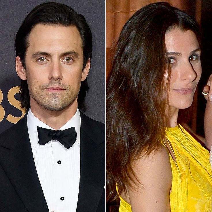 <em>This Is Us</em>' Milo Ventimiglia Brings Girlfriend Kelly Egarian to the Emmys