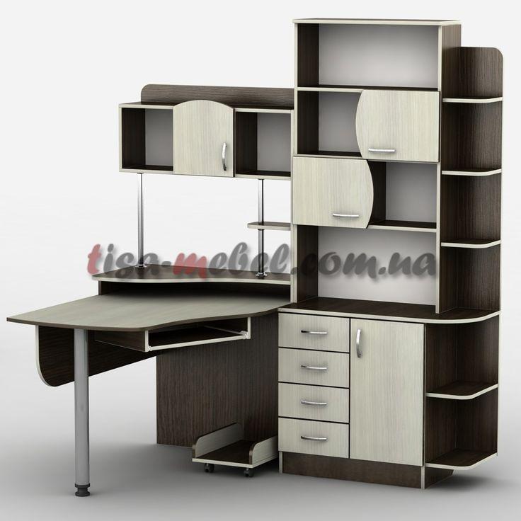 Угловые компьютерные столы купить - офисные столы, купить компьютерный стол, столик для ноутбука
