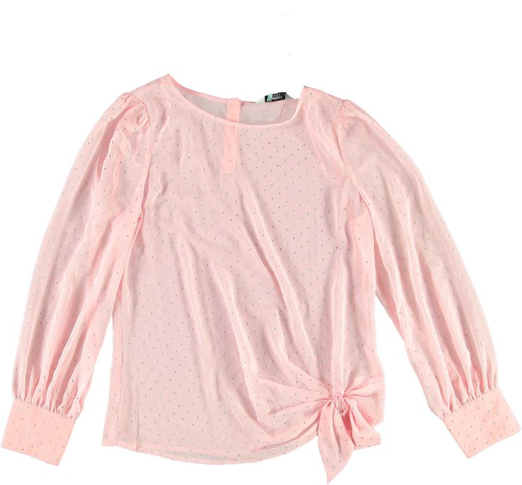 Kelso Pink Blouse