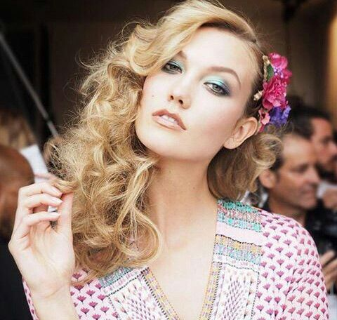 Image via We Heart It #KarlieKloss #model