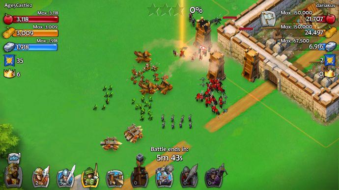 Age of Empires: Castle Siege per WP8 riceve un corposo aggiornamento http://www.sapereweb.it/age-of-empires-castle-siege-per-wp8-riceve-un-corposo-aggiornamento/ Nel mese di settembre abbiamo assistito al rilascio su Windows Phone 8 e Windows 8 di Age of Empires: Castle Siege, un nuovo titolo della popolare serie Age of Empires (Age of Empires: Castle Siege disponibile su Windows Phone 8 e Windows 8 (gratis)).  Il gioco in queste ore ha ricevuto un...