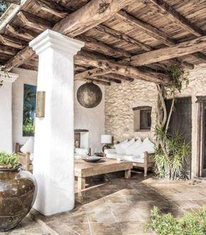 40 Mediterranean Terrace And Patio Decor | ComfyDwelling.com #PinoftheDay #mediterranean #terrace #patio #decor #ideas