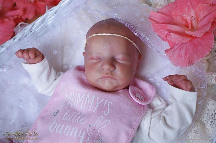 MEGAN: LEVI - Bonnie Brown - Dolls as Live - Made with Love - Sunshine babies - Reborn dolls