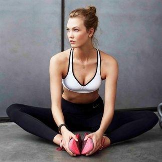 Workout thuis: voor strakke benen en billen