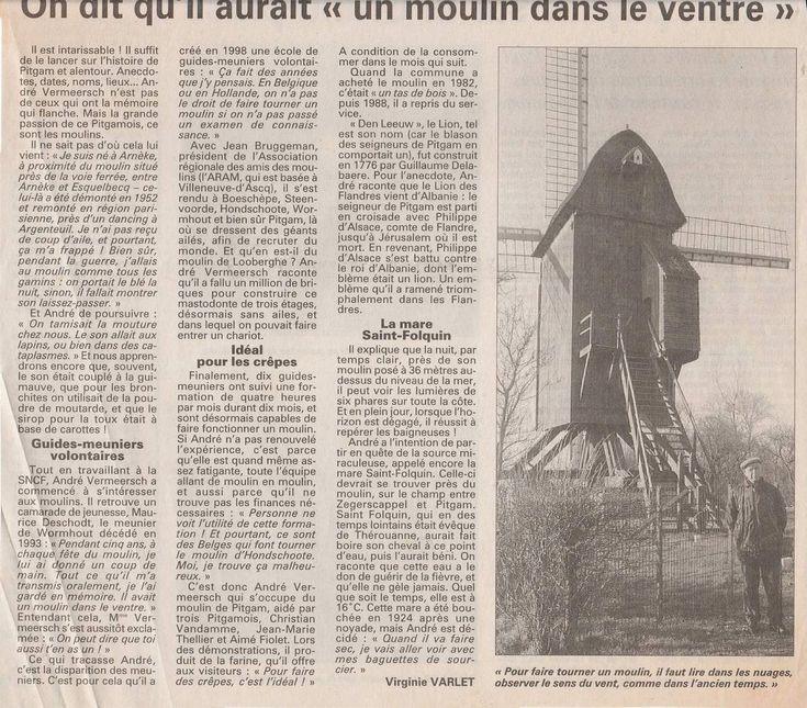 Revue de presse #MOULIN DE #PITGAM