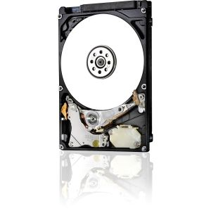 One terabyte of mobile storage for notebook PCs and other applications Travelstar 5K1000 is a 5400 RPM, 500GB/ platter, 2.5-inch hard drive available in 640GB, 750GB and 1TB models. The Mfr code of this product is 0J22413.