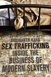 A really amazing book for anyone interested in the end of human trafficking...
