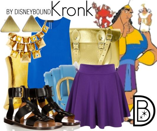 Kronk - Emperor's New Groove/Kronk's New Groove