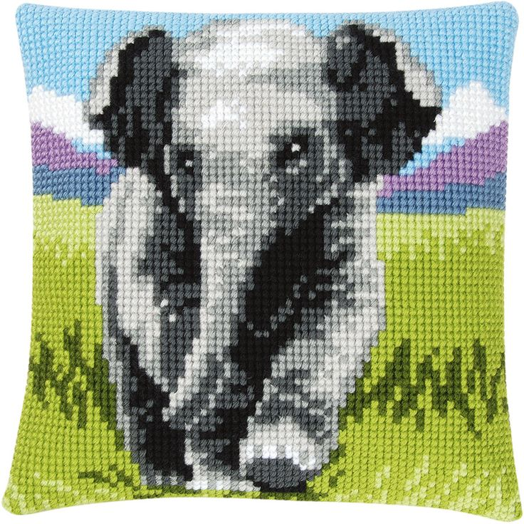 Baby Elephant Cushion