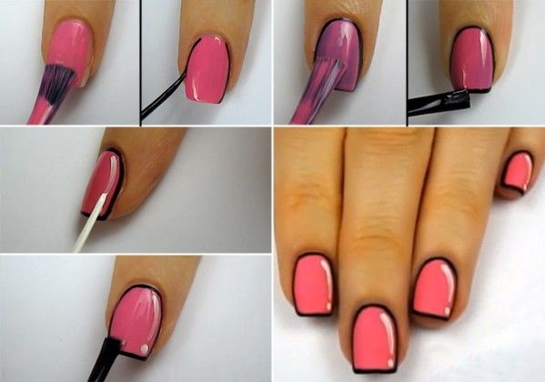 Trendy Design For Your Nails - USA Fashion Trends