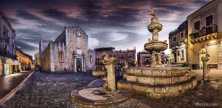 https://flic.kr/p/rVoPZb | Catedral de Taormina (Sicilia) | dleiva.com/