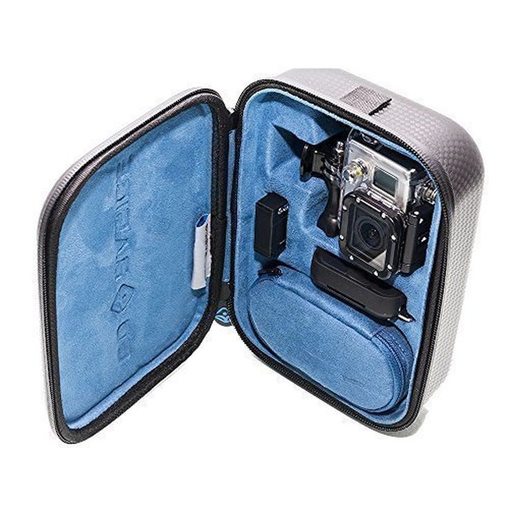 GoPro Camera Case Best for GoPro Hero 3/3/4/5 and Accessories  Quality Prem