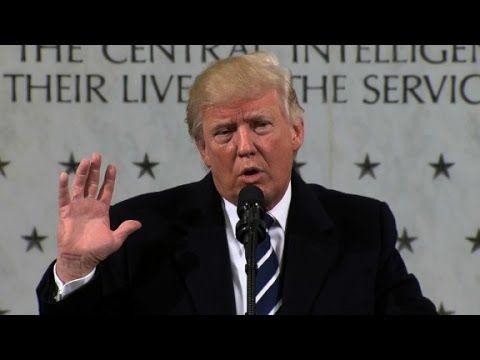 Weniger Zuschauer bei Amtsvereidigung: Die Trump-Präsidentschaft beginnt mit neuer Medienschelte und Fake News-Debatte › Meedia