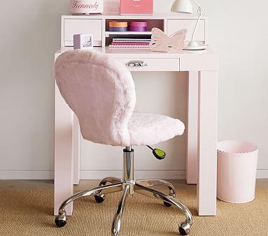 Parsons Mini Desk & Hutch #pbkids