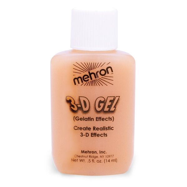 Let's Party With Balloons - Mehron 3D Gel Gelatin Effects, $13.50 (http://www.letspartywithballoons.com.au/mehron-3d-gel-gelatin-effects/)