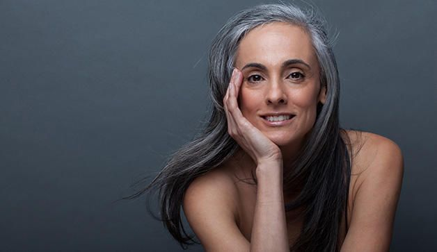 7 Ways To Make Your Gray Hair Look Gorgeous  http://www.prevention.com/beauty/how-style-and-maintain-gray-hair