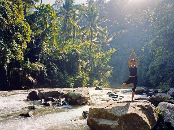 Como Shambhala Estate (Bali): Comer, beber, limpiar.