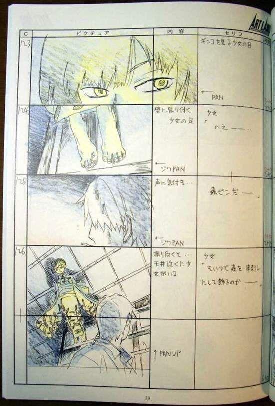 《動畫導演的分鏡圖》從分鏡看各動畫導演的特色 - 圖片7