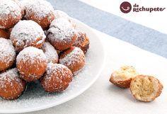 Cómo preparar unos tradicionales castagnole italianos. Una receta de Carnaval que triunfa en Venecia, una mezcla entre buñuelos y rosquillas fritas.