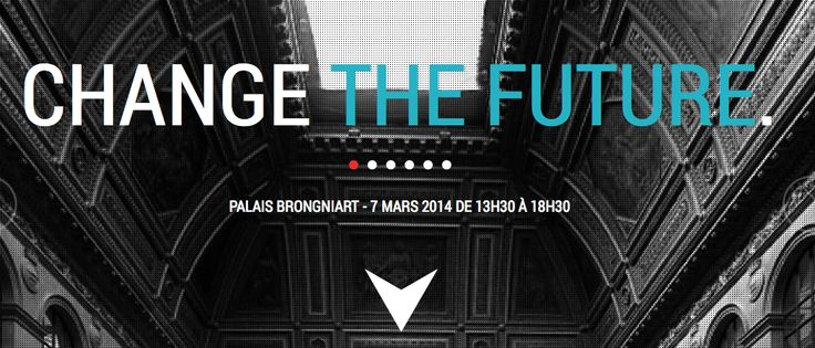 CHANGE THE FUTURE. #JFD2014 #JFD