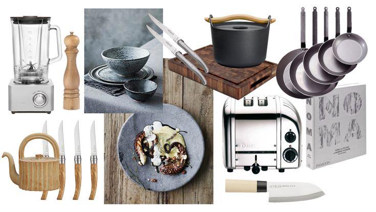 Kitchen Things :: Josefin Haag