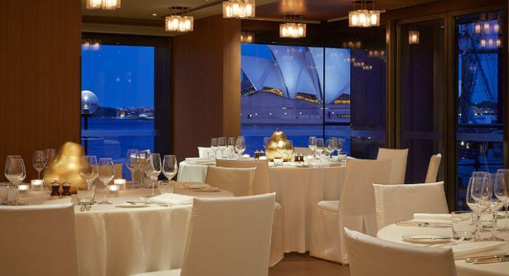 The Dining Room Park Hyatt Sydney Australia  Australia Gorgeous Park Hyatt Sydney Dining Room Decorating Design
