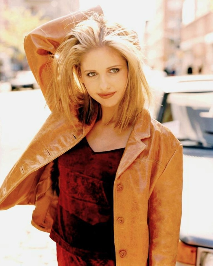 Happy Birthday Sarah Michelle Gellar!!! (4/14/13)