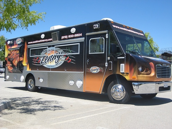 Armenco Catering Truck and Hot Dog Cart Manufacturing. Co., Inc. - Motion Picture Catering Trucks