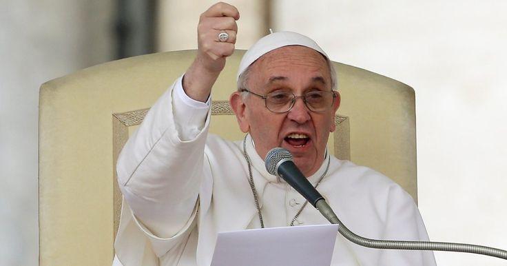 'Não há fogo no inferno, Adão e Eva não são reais', diz o Papa Francisco - O Jornal de Hoje