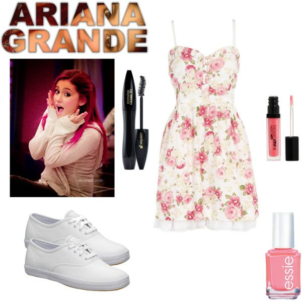 cat valentine outfit #1 - Polyvore