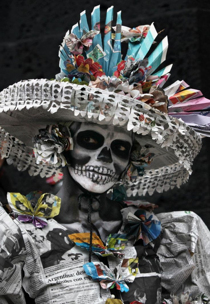 day of the dead mexico city Google Search Day of the
