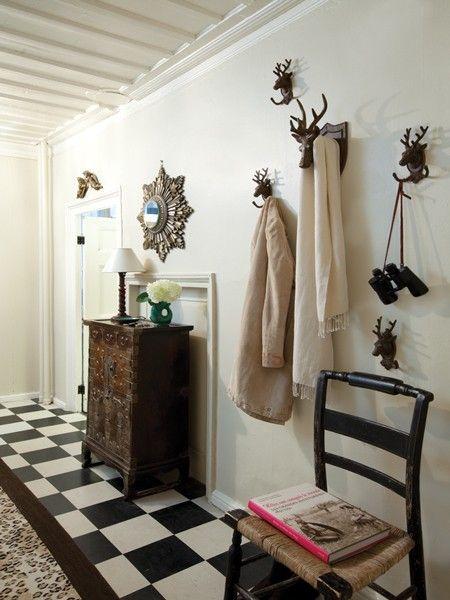 97 best images about entr es vestibules maison - Hall d entree maison photos ...