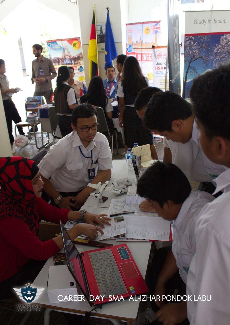SMA Al-Izhar Pondok Labu in Jakarta, Jakarta