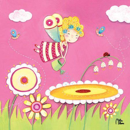 32 best cuadros infantiles 100 creativos images on - Decoracion habitacion ninos ...
