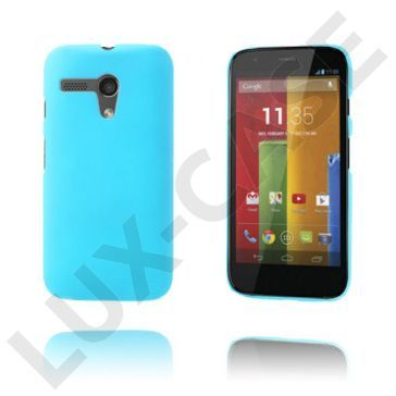 Hard Shell (Lichtblauw) Motorola Moto G Case