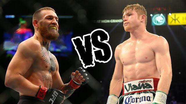 Saúl Canelo Álvarez interesado en boxear contra Conor McGregor