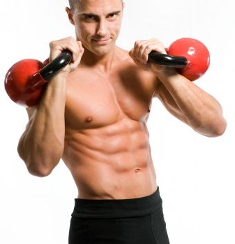 Add in some kettle bells : http://greatfitnessideas.com/the-kettlebell-workout/