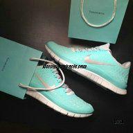Tiffany Free Run Blue Nike 2012 Running Silver Womens Nike Shoes 2013
