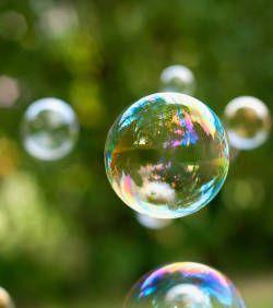 Des bulles pour prévoir le temps